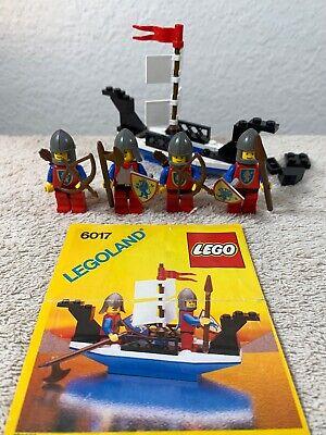 LEGO Castle Lion Knights King's Oarsmen (6017)
