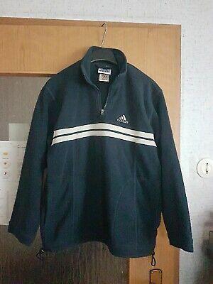 ADIDAS Fleece Pullover Gr 7 grau