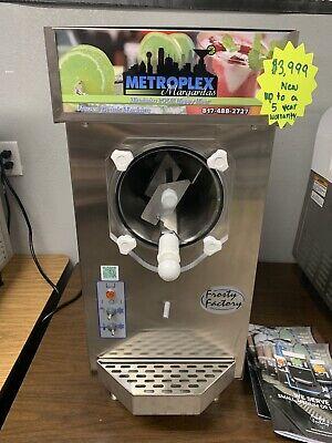 Frosty Factory 127a - Margarita Frozen Drink Slush Machine