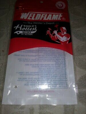 Weldflame 2 X 4.25 Clear Magnifying Welding Lens 1.50 New Unopened