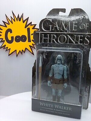 HBO Game Of Thrones White Walker Pose-able Action Figure GOT Funko Action Figure