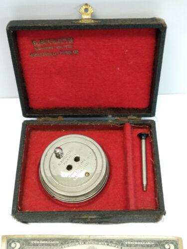 Antique Medical Phonendoscope Stethoscope Physician G. BOULITTE BAZZI & BIANCHI