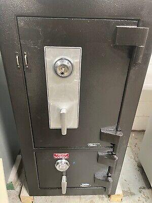 Amsec Acf4824ds Tl-30 Double Door Depository Safe