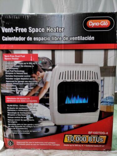 Dyna-Glo 10K BTU Dual Fuel Vent Free Heater