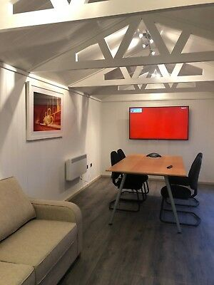 Luxury Fully Insulated Double Glazed Garden Room, Office, Summerhouse