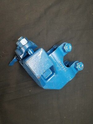 Ford New Holland 402 406 Tractor Rear Mounted Cultivator Clamp 13-271 130546