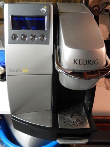 Kuerig k3000 SE K-Kup Brewer