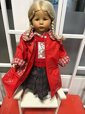Käthe Kruse Puppe 48 cm. Top Zustand