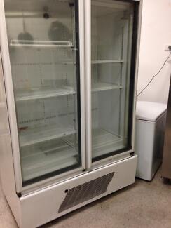 ORFORD commercial fridge