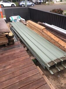 Trimdeck roofing sheets Caringbah Sutherland Area Preview