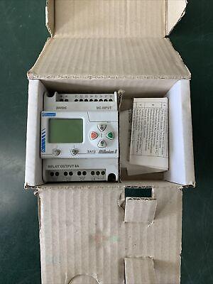 Crouzet Sa12 Millenium Ii 88950041 24 Vac Plc Controller