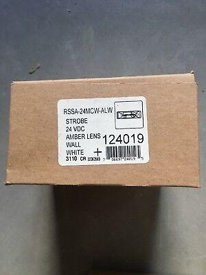 Wheelock Rssa-24mcw-alw