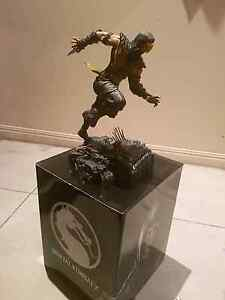 Mortal kombat X Kollectors Edition Statue Loganholme Logan Area Preview
