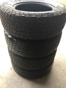 all Terrain + tires + LT 275/70 R18 + Nitto Terra Grappler