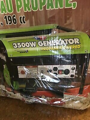 All-pawer Apg3535cn 3500watt 196 Cc Propane Powared Generator