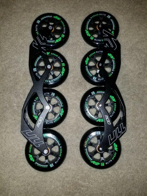 K2 Mod 110 Inline Skate Frames