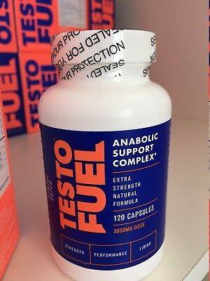 Testo Fuel Natural Testosterone and Strength Booster Testofuel BEST (Best Sport Supplements Natural Testosterone Boosters)