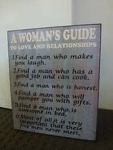 """A woman's guide to love and relationships"" Redcliffe Belmont Area Preview"