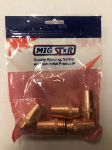 5 Pack Bags MIGSTAR 24CT-62-S TWECO NOZZLE
