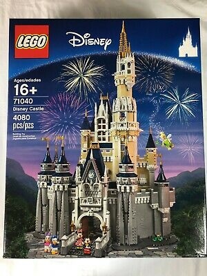 NEW SEALED LEGO The Disney Castle 71040