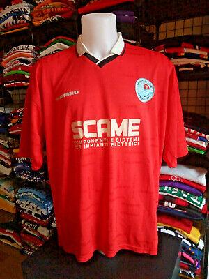 Maglia calcio ALBINOLEFFE football shirt trikot camiseta Umbro 1998/99 n° 9 image