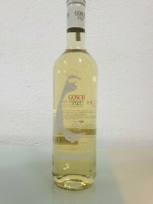 Gosch Inselbrise Blanc de Blancs Qualitätswein trocken Weißwein 0,75 ltr. Sylt