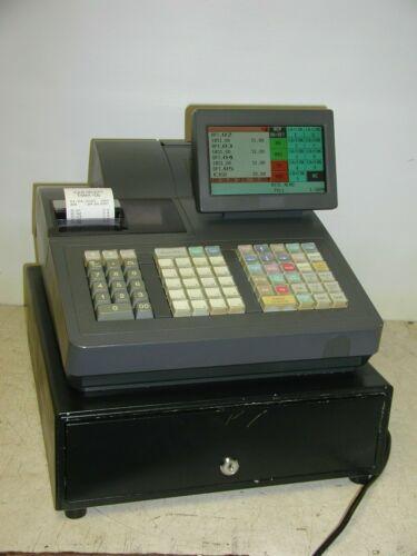 USED SHARP UP-820N POS CASH REGISTER SCANNING REGISTER