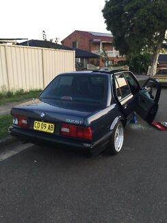 WRECKING BMW e30 318i engine swapped Wakeley Fairfield Area Preview
