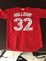 $50 Roy Halladay Blue Jays Jersey - all sizes/colours