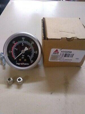 Ag522588 Pressure Gauge 0-600 Psi Ag Chem Agco Rogator