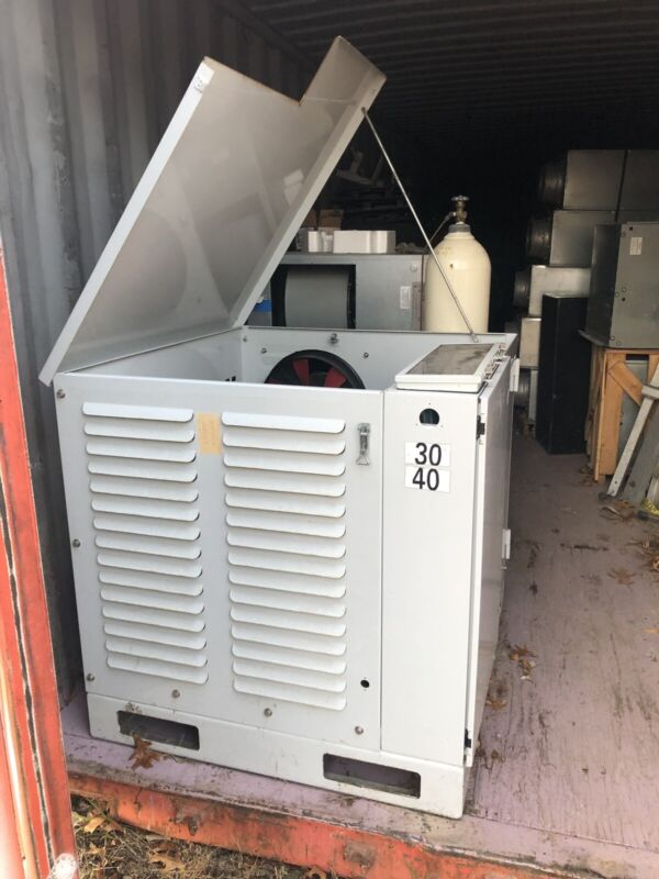 3 PHASE INGERSOLL RAND TYPE 30 223 3000 PSI HIGH PRESSURE COMPRESSOR