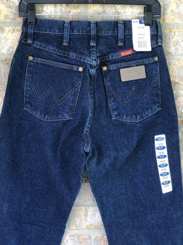 Wrangler Jeans Denim 7 x 36 Women's Slim Fit Jeans Vintage