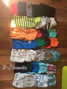 boys 18-24months clothing