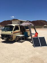 Toyota Pop Top Campervan 'Bertrum' Nickol Roebourne Area Preview