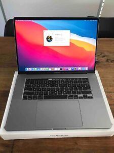 2019 Apple Macbook Pro 16 inch 2.3ghz i9/16GB/1TB/4GB - AS NEW IN BOX