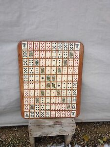 Sequence game board