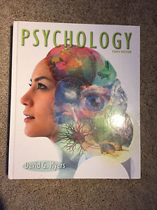 Psychology by David G. Myers, 10th Edition