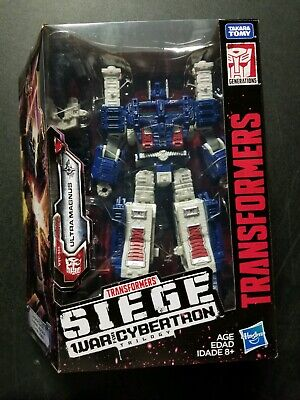 Transformers Siege War For Cybertron Leader Class Ultra Magnus