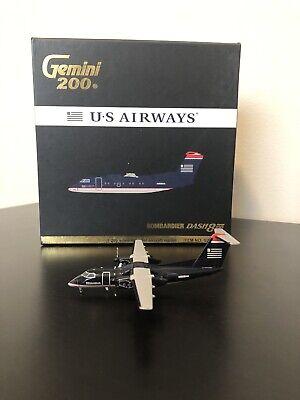 1:200 GeminiJets US Airways Express Dash 8-100 N968HA Piedmont Airlines G2USA086 Us Airways Airlines