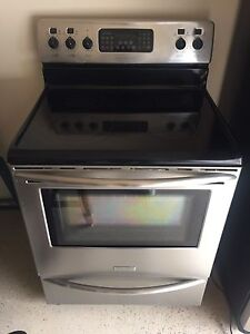 Stainless Steele Stove (electric)