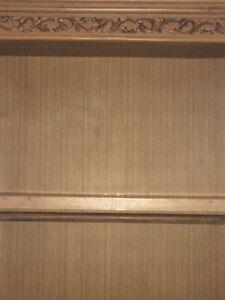 Solid cupboard