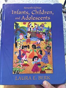 Textbook - Infants, Children and Adolescents