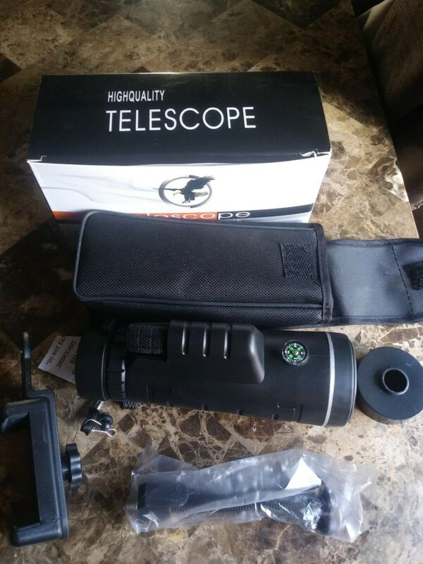cosmic scope telescope, waterproof dustproof, shock resistant, 4k, anti-fog