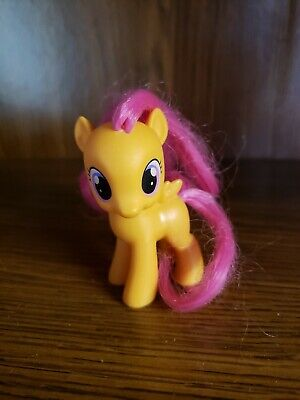 "My Little Pony G4 ""BABY SCOOTALOO"" (Cutie Mark Crusaders) 2010 Brushable 3"""