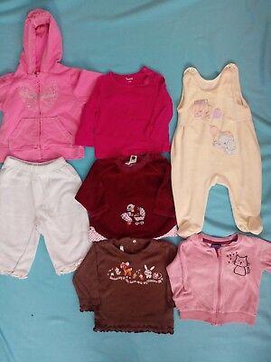 Baby Kinder Kleidungspaket Madchen 62/68 tlg 21 Frühling (Babys Frühling Kleidung)