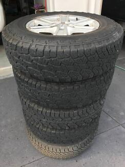 G Max mags and Tyres