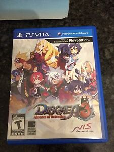 PS VITA PSVITA Games for Sale MINT LIKE NEW & COMPLETE RARE