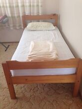 Single wooden bed Cleveland Redland Area Preview