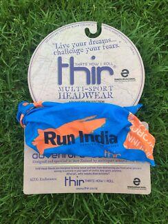 Run India Thir sports headwear