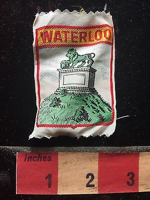 Lion's Mound WATERLOO BELGIUM (Kinda-like-a Patch - But No Back Like Label) 75R